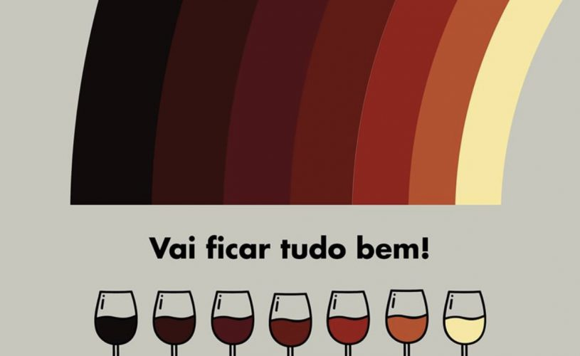 O novo coronavírus morre no vinho? Enólogos respondem | Does the new coronavirus die in wine? Winemakers respond